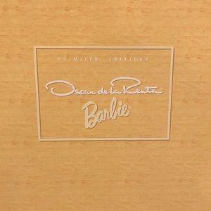 Oscar de la Renta Other - 1998 VINTAGE OSCAR DE LA RENTA STUNNING BARBIE